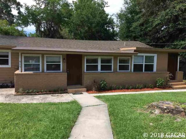 915 SE 12 Avenue, Gainesville, FL 32601 (MLS #421794) :: Bosshardt Realty