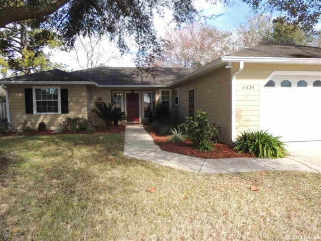 6034 NW 111th Place, Alachua, FL 32615 (MLS #421795) :: Rabell Realty Group