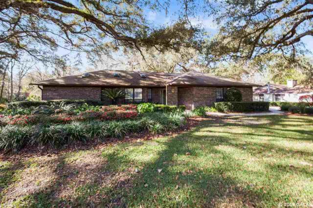 11214 NW Creek Drive, Alachua, FL 32615 (MLS #421808) :: Pepine Realty