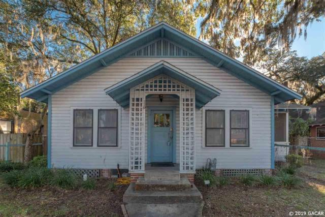 119 NW 11th Street, Gainesville, FL 32601 (MLS #421926) :: Florida Homes Realty & Mortgage