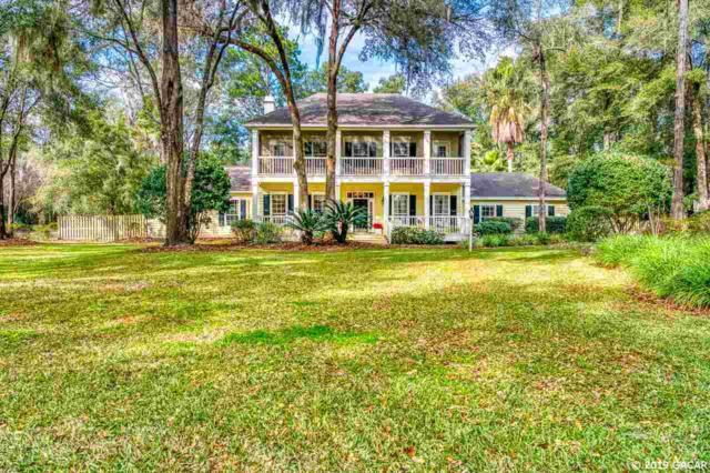 9924 SW 23rd Lane, Gainesville, FL 32607 (MLS #421933) :: Bosshardt Realty