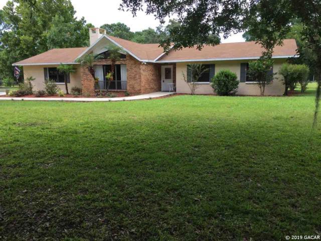 1728 SW Wacahoota Road, Micanopy, FL 32667 (MLS #421952) :: Rabell Realty Group