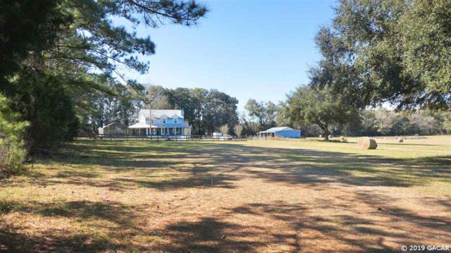 23304 NW 202ND Street, High Springs, FL 32643 (MLS #421975) :: Florida Homes Realty & Mortgage