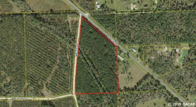 14.82 ACS X Of Cr 229 & Nw 71st Ave, Starke, FL 32091 (MLS #421987) :: Bosshardt Realty