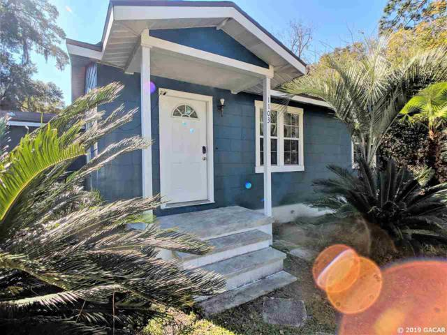1103 NW 22 Avenue, Gainesville, FL 32609 (MLS #422015) :: Pepine Realty