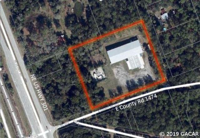 19450 E County Road 1474, Hawthorne, FL 32640 (MLS #422171) :: Florida Homes Realty & Mortgage