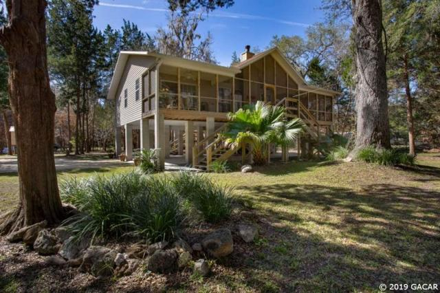 8640 NE 40TH COURT Road, High Springs, FL 32643 (MLS #422172) :: Rabell Realty Group
