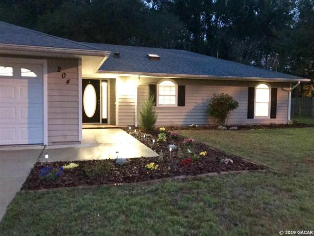 204 SW 247th Way, Newberry, FL 32669 (MLS #422198) :: OurTown Group
