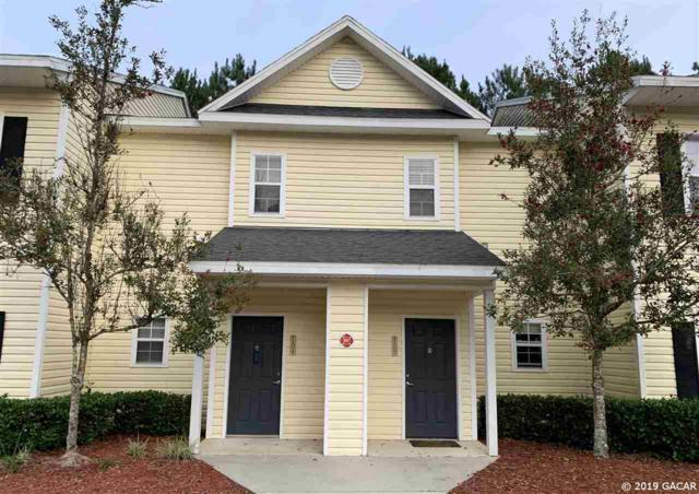 4551 NW 49 Street #104, Gainesville, FL 32606 (MLS #422271) :: Bosshardt Realty