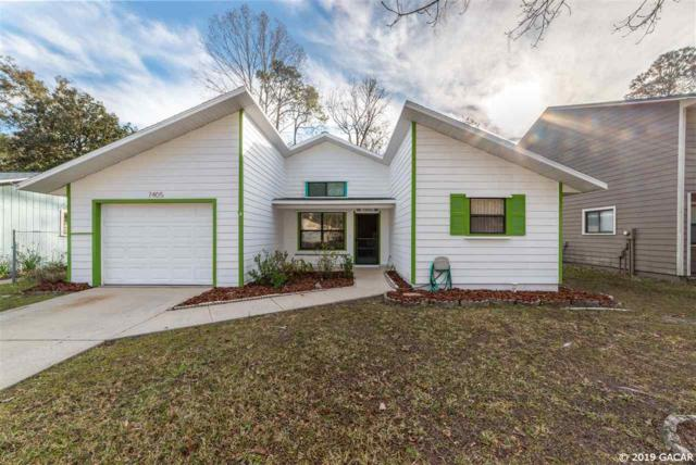 7405 NW 21ST Way, Gainesville, FL 32653 (MLS #422288) :: OurTown Group