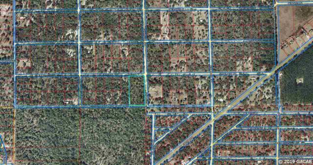 TBD NE 110th Avenue, Bronson, FL 32621 (MLS #422299) :: Pristine Properties
