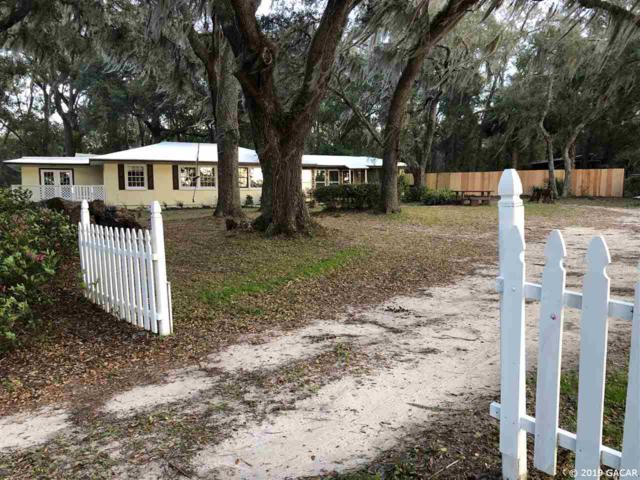 1919 State Road 20, Hawthorne, FL 32640 (MLS #422303) :: Rabell Realty Group