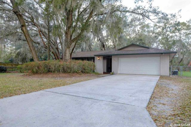 3622 NW 40th Terrace, Gainesville, FL 32606 (MLS #422417) :: Rabell Realty Group