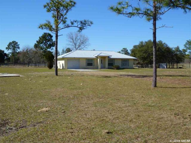 10650 SE 138th Terrace, Dunnellon, FL 34431 (MLS #422426) :: Rabell Realty Group
