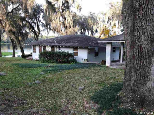 144 Lake Winnott Rd Road, Hawthorne, FL 32640 (MLS #422455) :: Thomas Group Realty