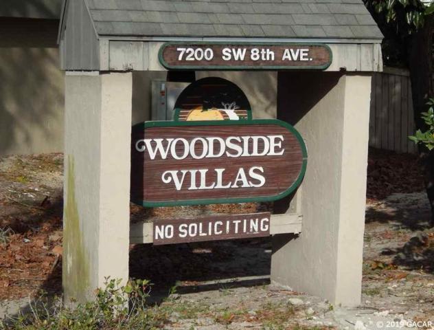 7200 SW 8th Avenue C20, Gainesville, FL 32607 (MLS #422710) :: Bosshardt Realty