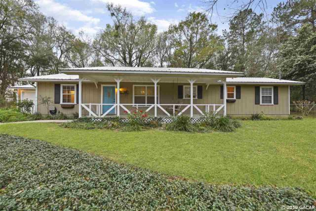 15703 NW 118 Place, Alachua, FL 32615 (MLS #422743) :: Bosshardt Realty