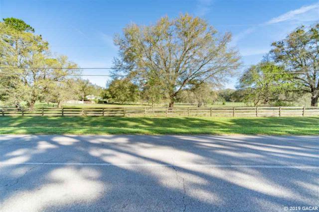 13810 NW 112, Alachua, FL 32615 (MLS #422754) :: Bosshardt Realty