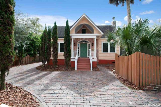 205 and 207 NE 7th Street, Gainesville, FL 32601 (MLS #422798) :: Florida Homes Realty & Mortgage