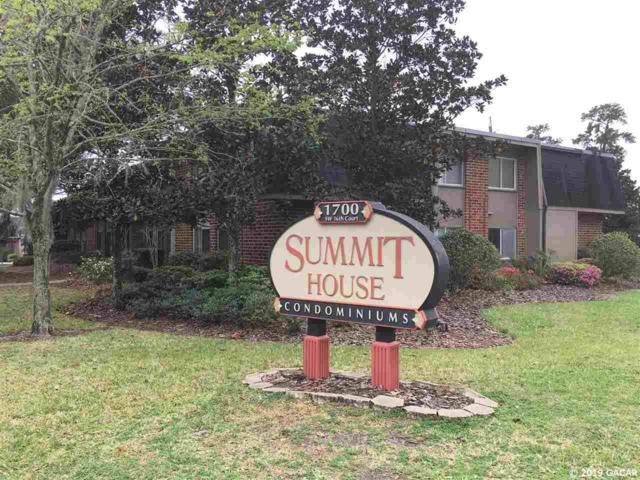 1700 SW 16TH Court E-8, Gainesville, FL 32608 (MLS #422858) :: Bosshardt Realty