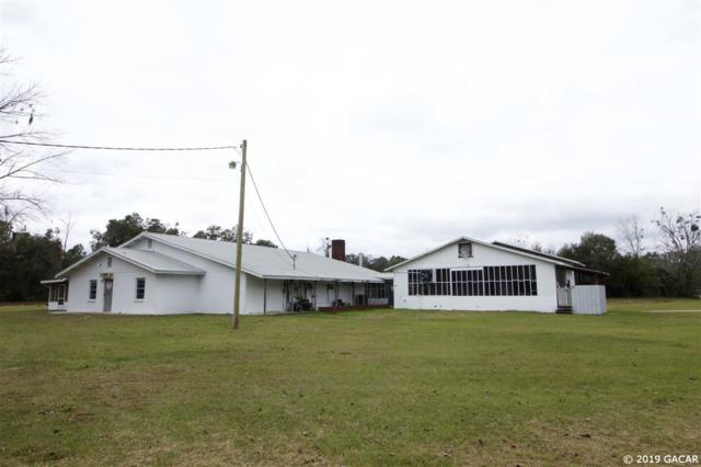1606 SW 4th Place, Chiefland, FL 32626 (MLS #423056) :: Pristine Properties