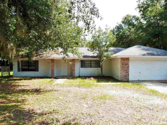 5699 NE 54TH Place, High Springs, FL 32643 (MLS #423072) :: Bosshardt Realty