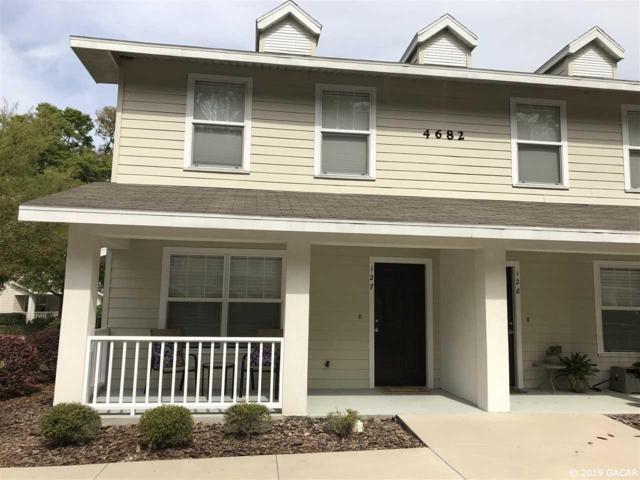 4682 SW 48TH Drive #127, Gainesville, FL 32608 (MLS #423109) :: Bosshardt Realty