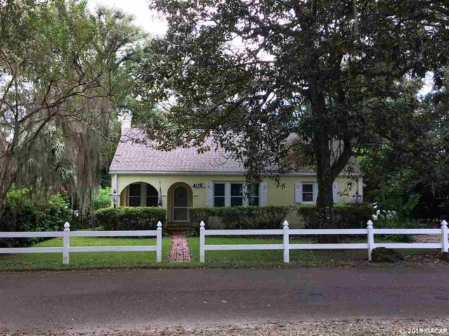 409 NW 24th Street, Gainesville, FL 32607 (MLS #423222) :: Rabell Realty Group