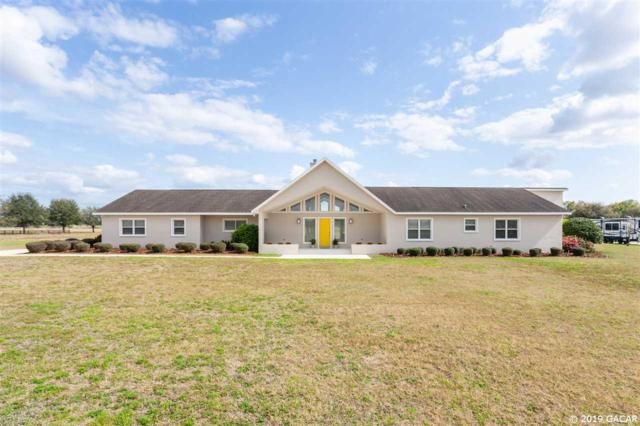 16135 NW 243rd Way, High Springs, FL 32643 (MLS #423243) :: Bosshardt Realty