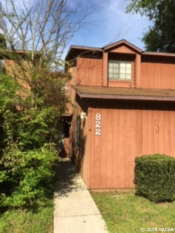822 SW 58th Terrace, Gainesville, FL 32607 (MLS #423258) :: Thomas Group Realty