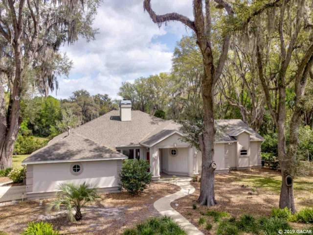 115 SW 134th Terrace, Newberry, FL 32669 (MLS #423301) :: Thomas Group Realty