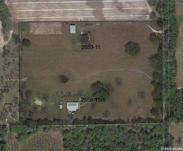 3682 SW 202 Street, Newberry, FL 32669 (MLS #423324) :: OurTown Group