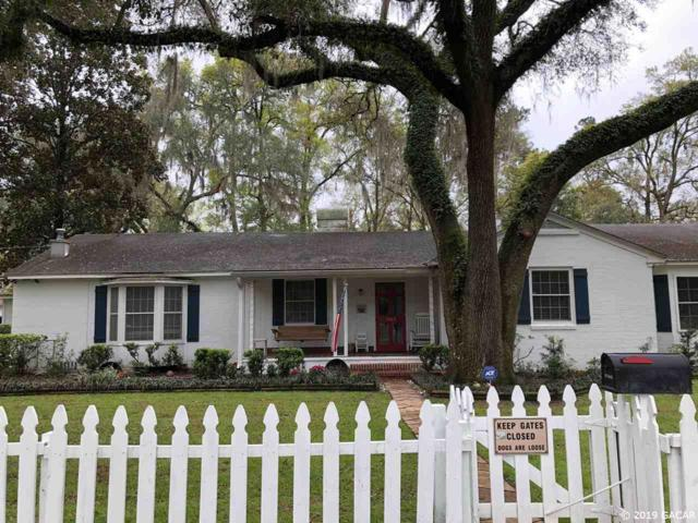 1507 NW 7TH Avenue, Gainesville, FL 32603 (MLS #423349) :: Florida Homes Realty & Mortgage