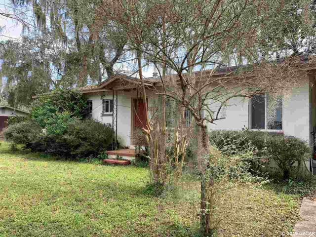 309 SE 71st Street, Gainesville, FL 32641 (MLS #423355) :: Florida Homes Realty & Mortgage