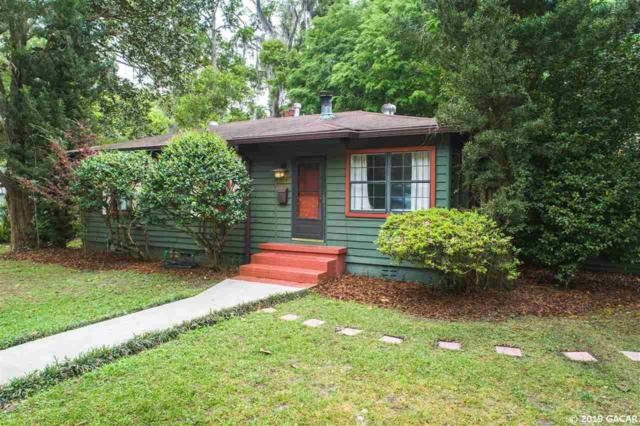 1014 NE 9th Street, Gainesville, FL 32601 (MLS #423363) :: Florida Homes Realty & Mortgage