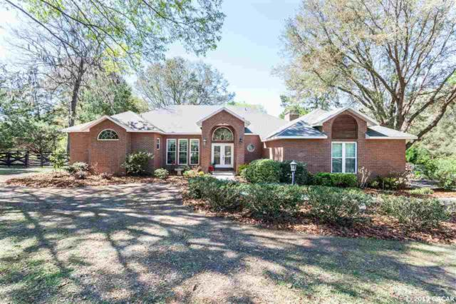 2130 SW 110 Terrace, Gainesville, FL 32607 (MLS #423370) :: Rabell Realty Group