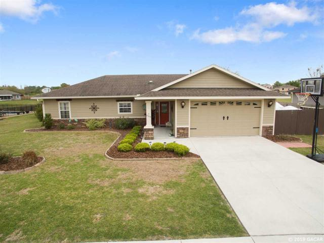 909 NW 231st Way, Newberry, FL 32669 (MLS #423459) :: Rabell Realty Group
