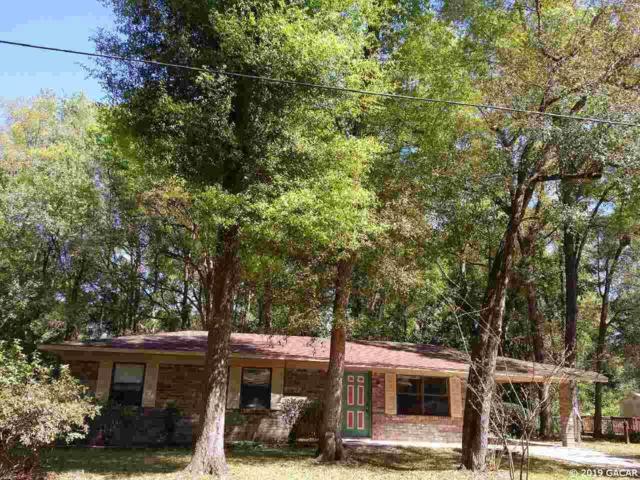 445 SW 257 Terrace, Newberry, FL 32669 (MLS #423526) :: Bosshardt Realty
