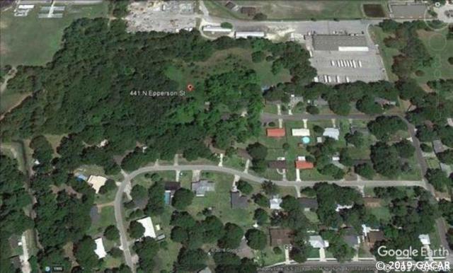 441 N Epperson Street, Starke, FL 32091 (MLS #423685) :: Bosshardt Realty