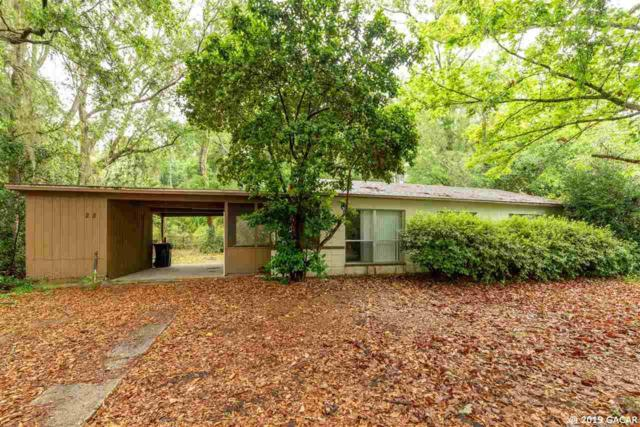28 NW 36th Drive, Gainesville, FL 32607 (MLS #423837) :: Thomas Group Realty