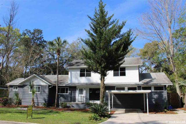 600 NW 35TH Street, Gainesville, FL 32607 (MLS #423888) :: OurTown Group