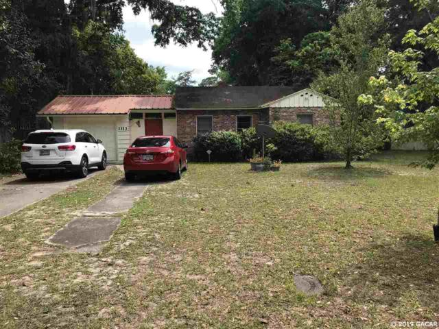 1113 NW 24TH Avenue, Gainesville, FL 32609 (MLS #423993) :: Pristine Properties