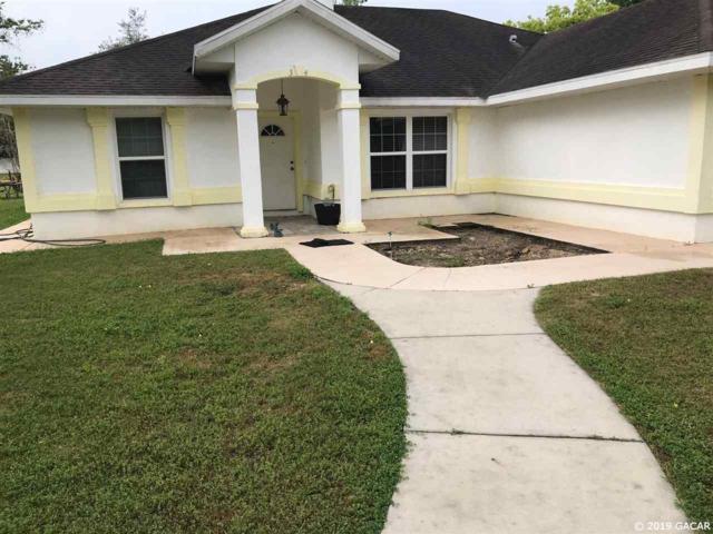 34 NE 818TH Street, Old Town, FL 32680 (MLS #424037) :: Bosshardt Realty