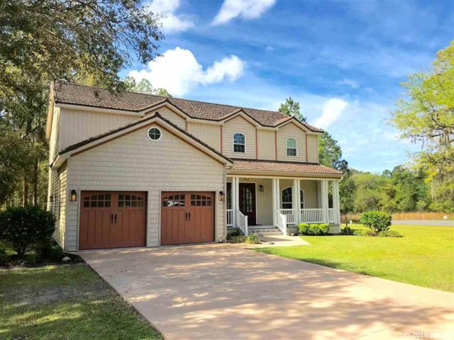 122 NW Oak Leaf Glen, Lake City, FL 32055 (MLS #424087) :: Bosshardt Realty