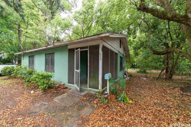 823 SE 4th Avenue, Gainesville, FL 32601 (MLS #424093) :: Florida Homes Realty & Mortgage