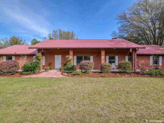 12630 SW 14th Avenue, Newberry, FL 32669 (MLS #424099) :: Rabell Realty Group