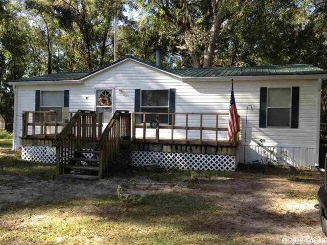 426 NE 206TH Avenue, Old Town, FL 32680 (MLS #424169) :: Bosshardt Realty