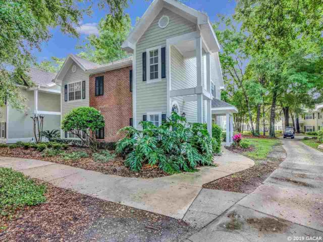 10000 SW 52ND Avenue T-122, Gainesville, FL 32608 (MLS #424220) :: Thomas Group Realty