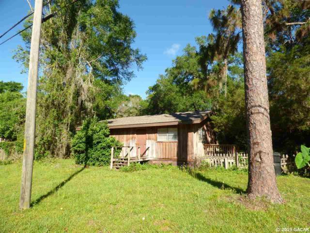 625 E Thrasher Drive, Bronson, FL 32621 (MLS #424232) :: Pristine Properties
