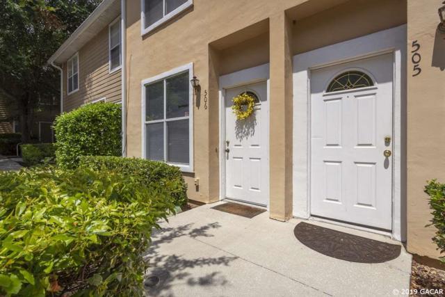 4415 SW 34th Street #506, Gainesville, FL 32608 (MLS #424257) :: Pristine Properties